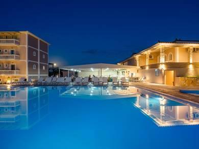 Zakynthos Hotel Tsilivi Zante