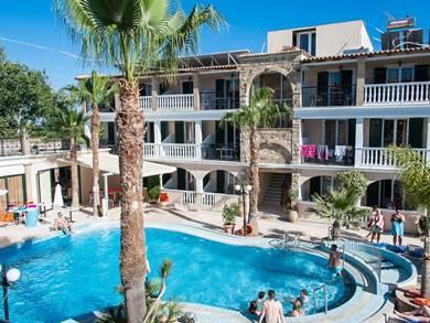 Zante Plaza Hotel & Apartments Laganas