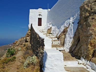 Chiesa di Profitis Ilias Isola di Patmos