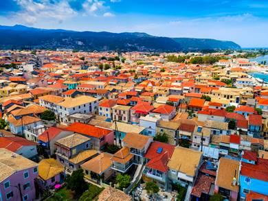 Lefkada Città Isola di Lefkada