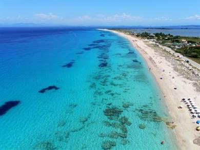 Spiaggia di Agios Ioannis Isola di Lefkada