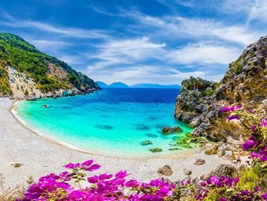 Spiaggia di Agiofili Isola di Lefkada