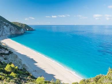 Spiaggia di Milos Isola di Lefkada