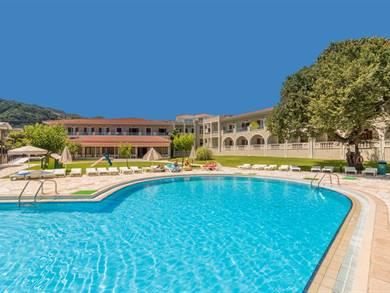 Palmyra Hotel Argasi Zante