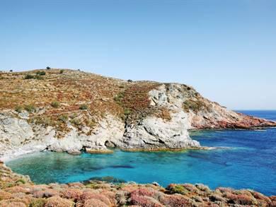 Spiaggia di Ambeli Beach Isola di Folegandros