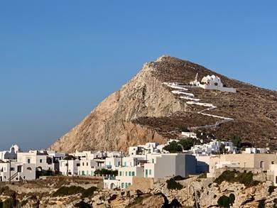 Chiesa della Vergine Maria Isola di Folegandros