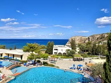 Porto Angeli Beach Resort Archangelos Isola di Rodi