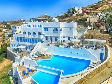 Petradi Hotel Ios