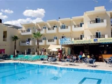 Oasis Apartments Malia