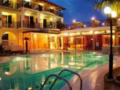 Plaza Hotel, Zante