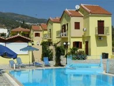 Stella Hotel, Samos