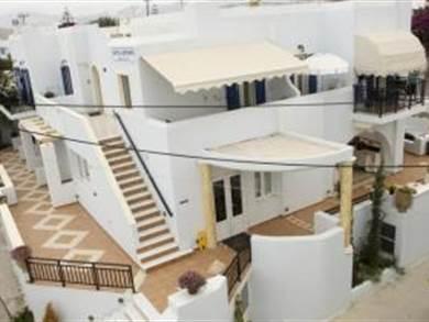 Artemis Hotel, Naxos