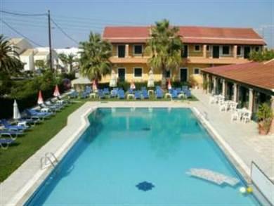 Yiannis Apartments(ex Kouros)