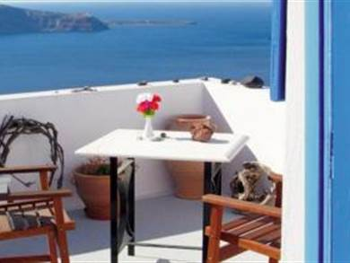 Santorini's Balcony Art House