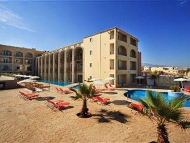 Agelia Beach Hotel (ex. Golden Sand)