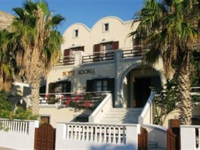 Adonis Hotel, Santorini