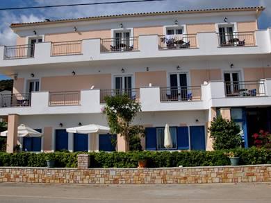 Kalypso Hotel, Poros