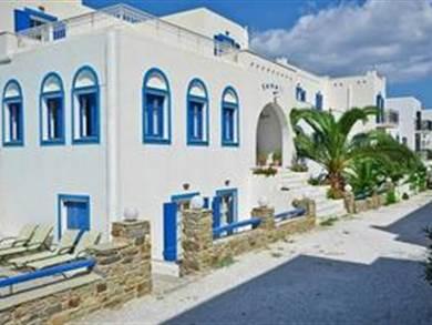 Semeli Hotel, Naxos