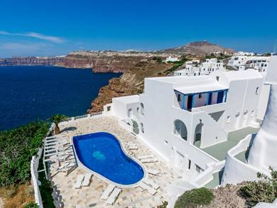 Highlight Santorini View