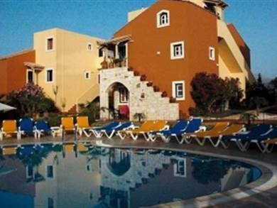 Dia Apartments Creta
