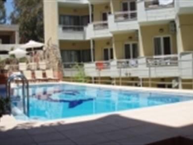 Zorbas Hotel Georgioupolis