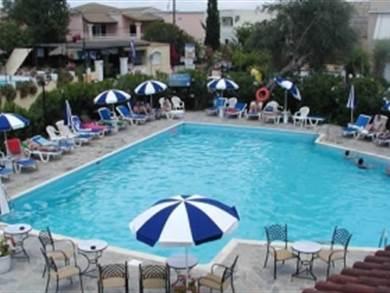 Gemini Hotel Corfu