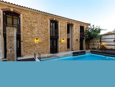 Creta Seafront Residences Beach Villas